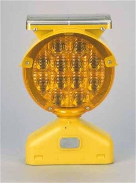 Type B Barricade Light High Intensity Type B Barricade Solar Powered Barricade Lights