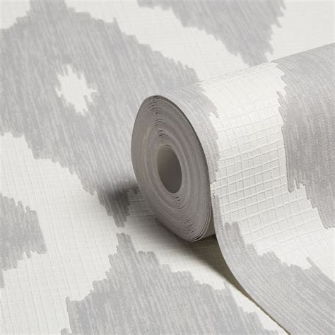 graham brown kelly hoppen soft grey white geometric