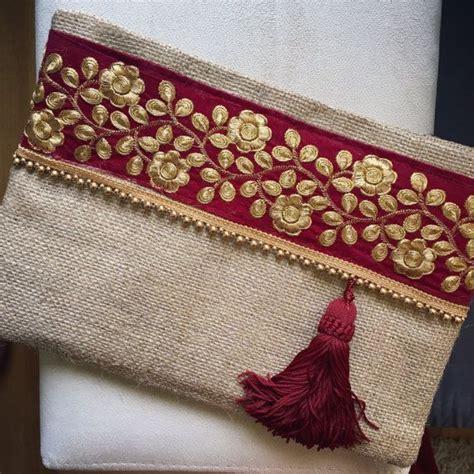 Per Unas Silk Floral Handbag by Oltre 25 Fantastiche Idee Su Borse Di Su