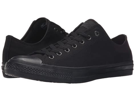 Sepatu Converse Chuck 2 Black High Premium converse chuck 174 all ii premium canvas mono ox in black lyst