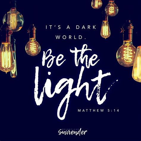 bible verses about light bible verse matthew 5 14 be the light inspirational
