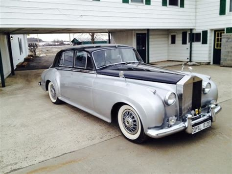 rolls royce door 1958 rolls royce silver cloud 4 door sedan 170485