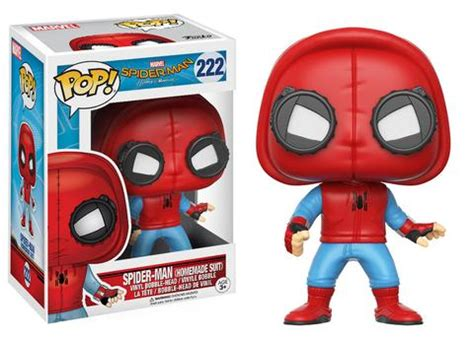 Funko Pop Marvel Spider Homecoming page 1 spider homecoming funko pop figures