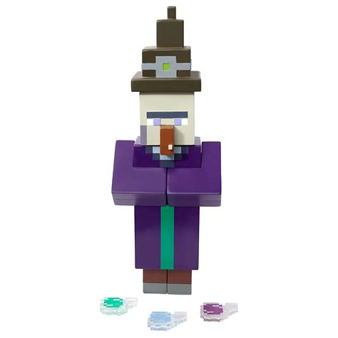 Minecraft Papercraft Witch - minecraft series 5 survival mode minecraft merch