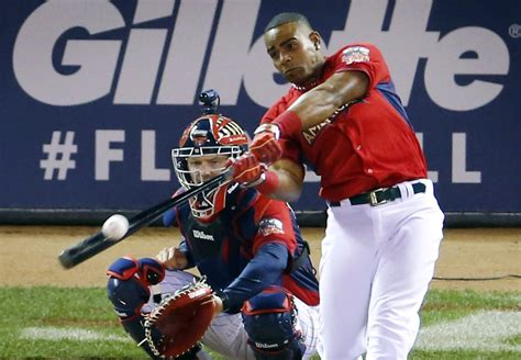 oakland s cespedes repeats as home run derby ch the