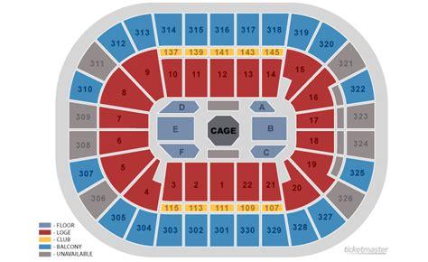 how many seats in the td garden boston garden hockey seating