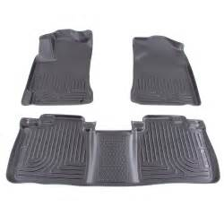 floor mats for 2012 toyota camry husky liners hl98901