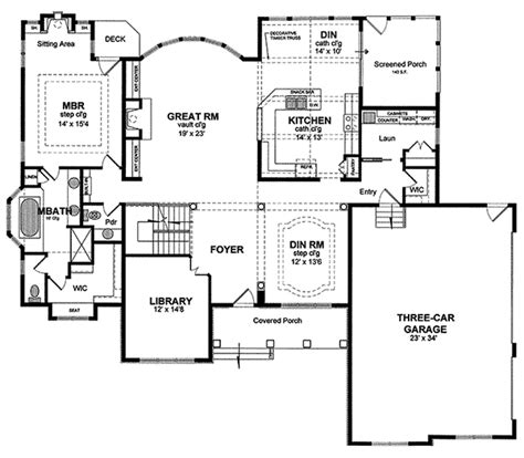 morton house plans morton valley luxury home plan 034d 0062 house plans and more