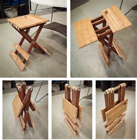 diy small table small folding table 4