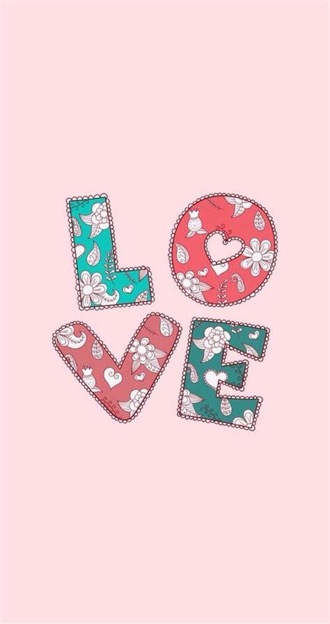wallpaper cute we heart it image via we heart it background blue cute love pink