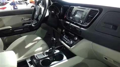 kia sedona 2014 interior kia sedona minivan 2015 interior bogot 225 colombia