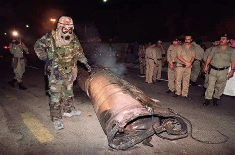 rudal mm  patriot sukses hancurkan scud houthi radar