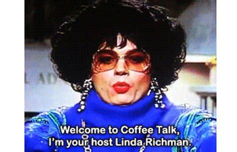 snl talking coffee talk snl quotes quotesgram