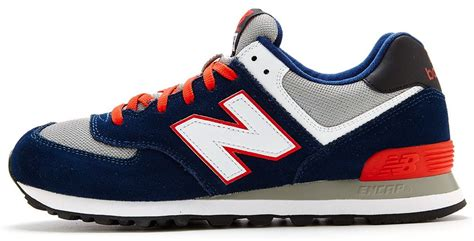 New Balance Nb 574 Size 39 44 mens new balance ml 574 classic retro trainers in all sizes ebay