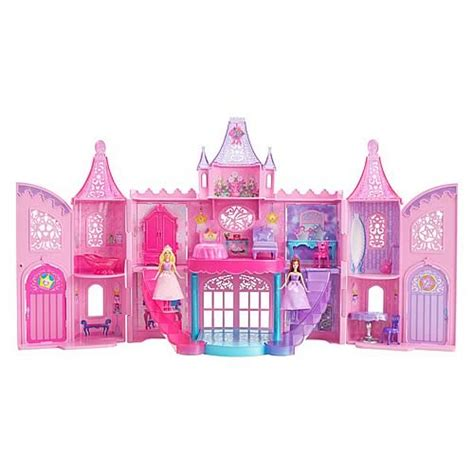 barbie princess and the popstar doll house barbie princess and the popstar castle dollhouse playset mattel barbie playsets