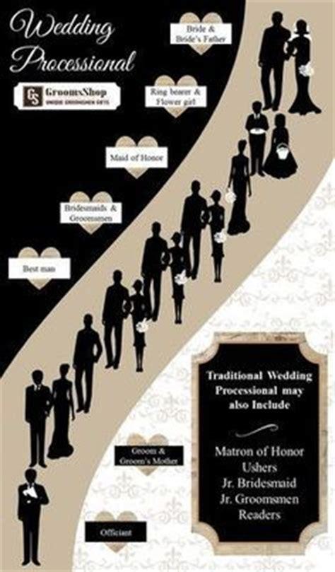 wedding processional order flower wedding wedding processional order