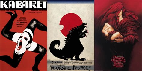 20 Fantastic Polish Film Posters That Are Better Than The