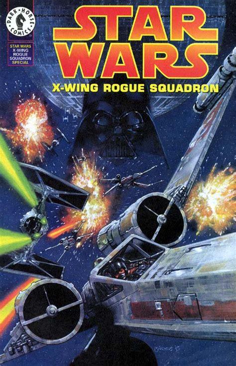X Wing Rogue Squadron Intl les comics promotionnels le grenier de lucasbooks