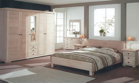 chambre de nuit moderne chambre a coucher chene massif moderne with chambre a
