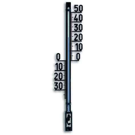 Patio Thermometer by Outdoor Plastic Thermometer 27 5cm