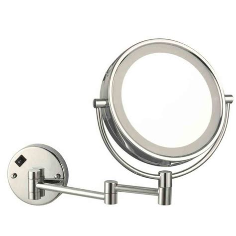 Bathroom Magnifying Mirror With Light Bathroom Magnifying Makeup Mirror With Led Light Lms 01 Led Bathroom Mirror Manufacturers