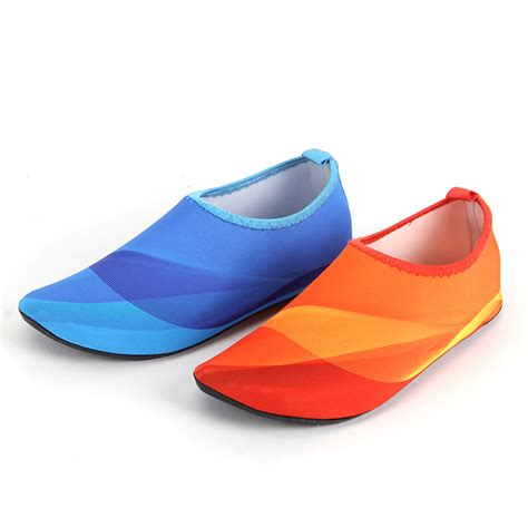 sport water shoes unisex lightweight summer aqua shoes socks exercise