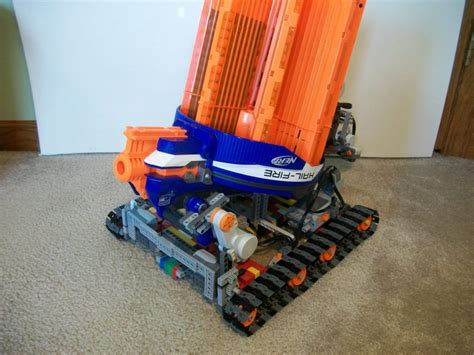 nerf remote tank nerf hail review nerf gun attachments