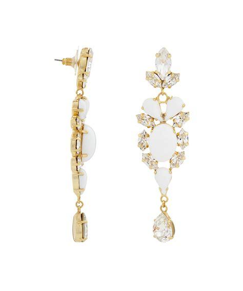 swarovski earrings sale krystal london eva white swarovski earrings designer