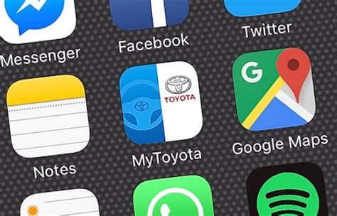 My Toyota Europe My Toyota Europe App It Now