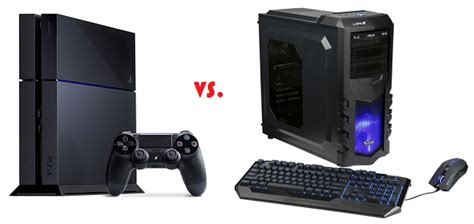 console net pc vs console igeekout net