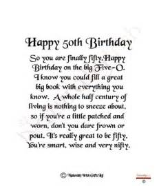 50th birthday card sayings 50th bday quotes and rhymes quotesgram