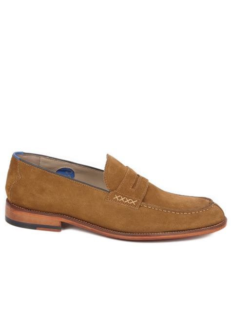 oliver sweeney loafers oliver sweeney chatburn loafer suede shoe snuff