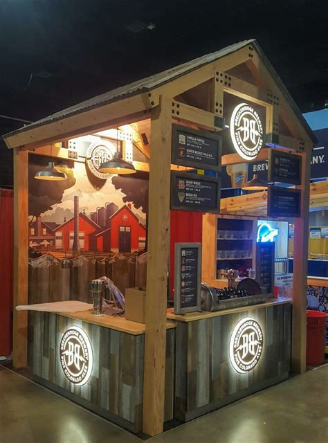 custom trade show exhibit  booth designers