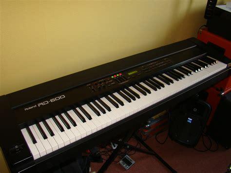 Keyboard Roland Rd 600 roland rd 600 image 383534 audiofanzine