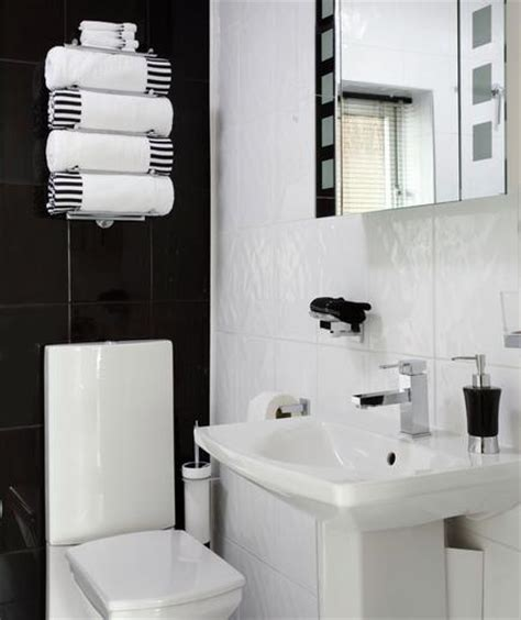 bathroom ideas black and white what you need to about black and white bathroom ideas