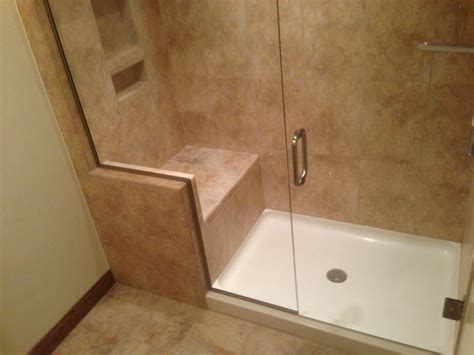 Prepossessing 60 Bathroom Shower Stalls With Seat Design Bathroom Shower Stalls With Seat