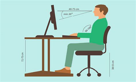 arbeitsplatz b ro gesund im b 252 ro 5 gr 252 nde warum ergonomie wichtig ist