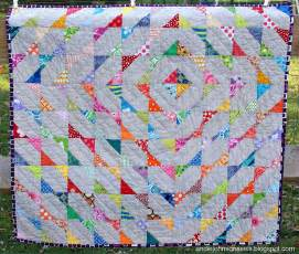 100 days week of color featured quilt 7 the modern