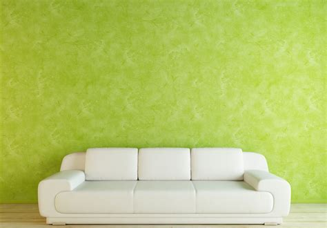 couch wallpaper white sofa with green wallpaper