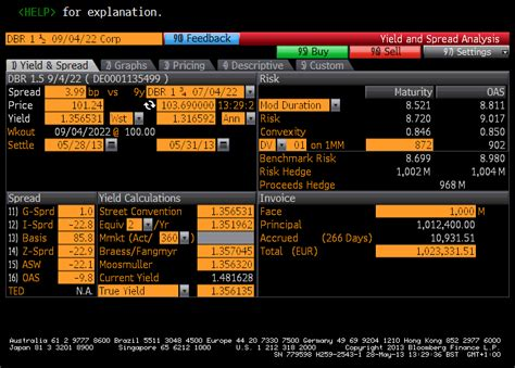 Credit Spread Duration Formula Matching Bloomberg With The Bond Analytics Library Og Platform Opengamma Forums
