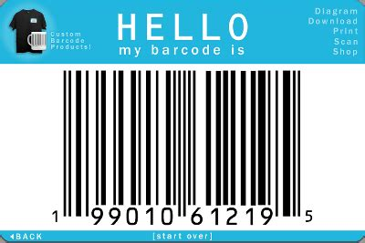 can i my own service barcode yourself a free service that you can create your own personal