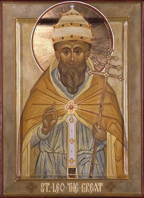 St Leo ascetics classical christianity