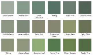 behr green paint colors behr greens 4 i like hillside view moss and