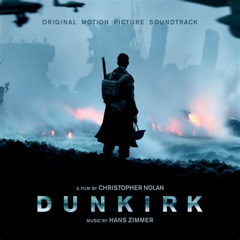 dunkirk film score hans zimmer soundtrack for dunkirk available on july 21