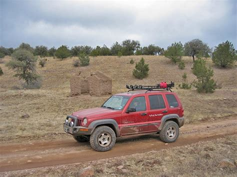 Rocky Road Jeep Lift Budget Lift For Jeep Liberty 2002 2009 Also Fits Dodge