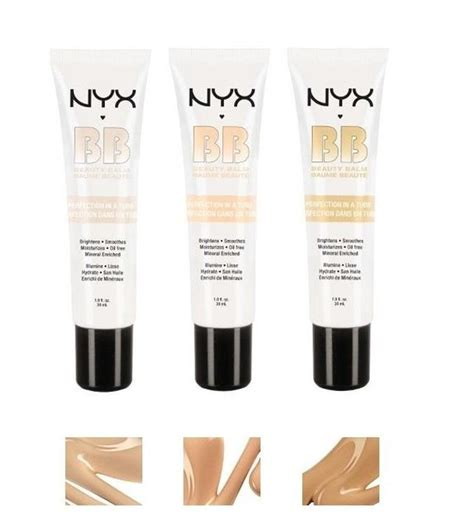 Nyx Bb Balm 30ml Original nyx bb balm baume beaute brightens