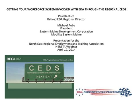 Planning Local Economic Development getting your workforce system involved in a local