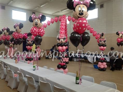Minnie Mouse Birthday Decoration Ideas by Kid S Birthday Minnie Mouse Themed Decoration