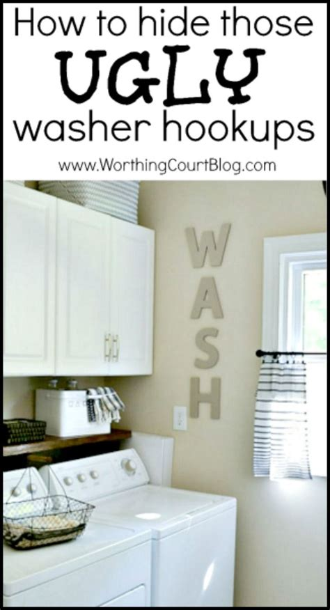 how to hide washer and dryer 1000 images about home on pinterest lowes quartz