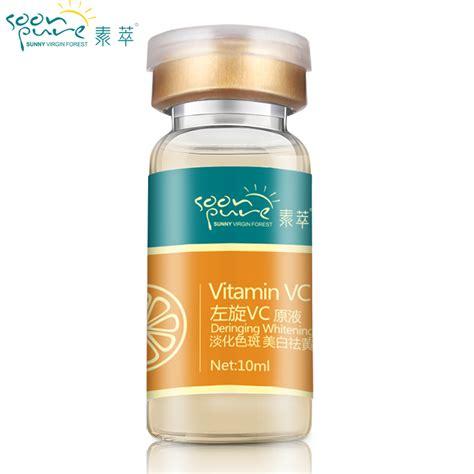 Serum Whitening Vit C soonpure vitamin c serum whitening skin tightening spot removal freckle speckle skin